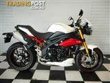 2015 Triumph Speed Triple R   Sports