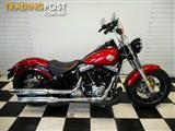 2013 Harley-Davidson FLS Softail Slim   Cruiser