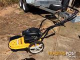 Cub Cadet Wheeled String Trimmer With 173cc Kohler® XT Series 4-Stroke Engine