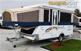 Jayco Swan Camper - Sleeps 6 - Awning - One owner