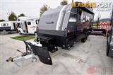 Royal Flair Aussie Mate Off Road with ensuite, washing machine