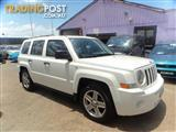 2008  JEEP PATRIOT LIMITED MK 4D WAGON