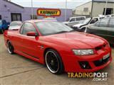 2004  HOLDEN COMMODORE S VZ UTILITY