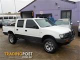 1999  HOLDEN RODEO LX (4X4) TFR9 CREW CAB P/UP