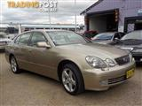 2000  Lexus GS300  JZS160R Sedan