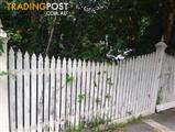 Fence period style