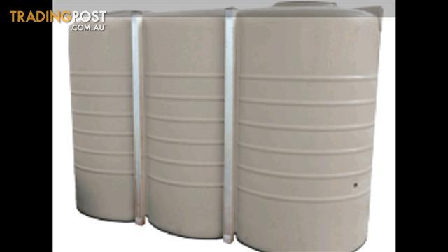 5000l Water Tank Slimline