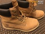 Genuine timberland boots - worn once