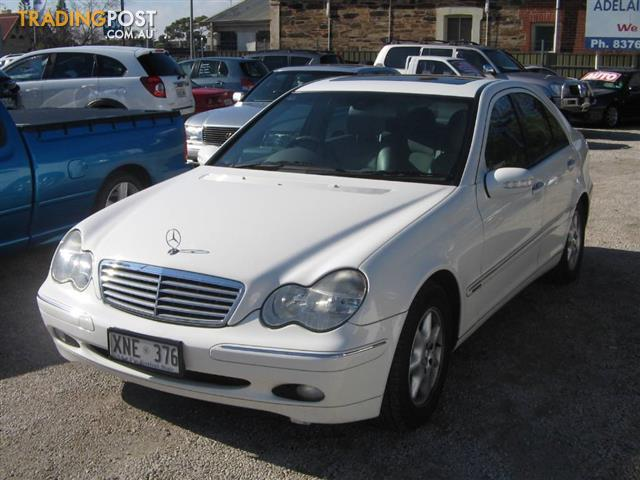 mercedes benz c180 kompressor elegance w203 for sale in glenelg sa mercedes benz c180. Black Bedroom Furniture Sets. Home Design Ideas