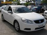 HOLDEN EPICA CDX EP MY09