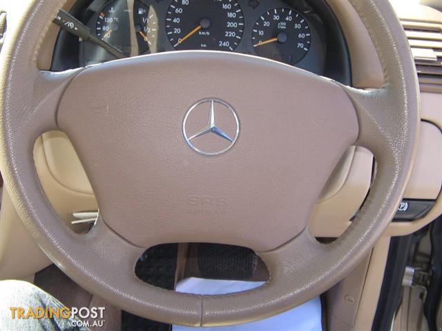 Mercedes Benz Ml 320 Luxury 4x4 W163