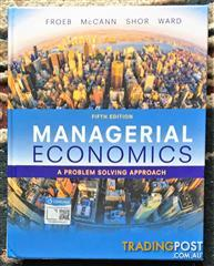 managerial economics a problemsolving approach