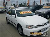 1998 Nissan Pulsar Plus N15 Hatchback