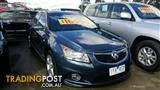 2012 Holden Cruze SRi-V JH SERIES II MY Sedan