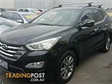 2013 Hyundai Santa Fe Active DM MY13 Wagon