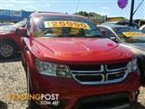 2012 Dodge Journey R/T JC MY12 Wagon