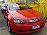 2009 Holden Commodore International VE MY09.5 Sedan