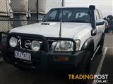 2007 Nissan Patrol DX GU 6 MY08 Wagon