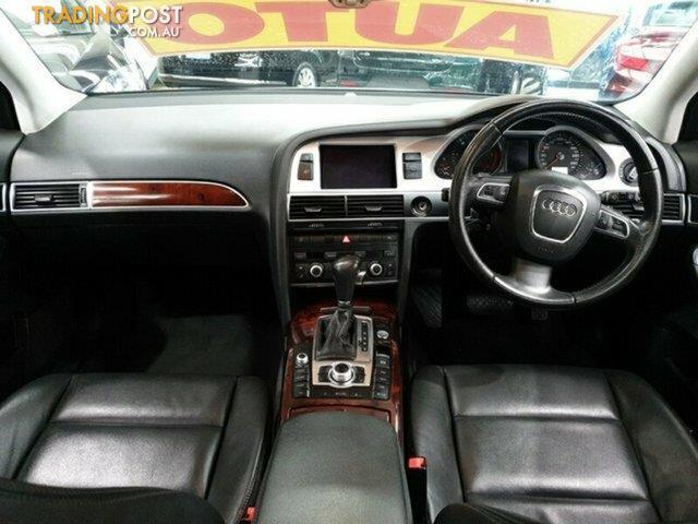 2010 Audi A6 Multitronic 4f My10 Sedan