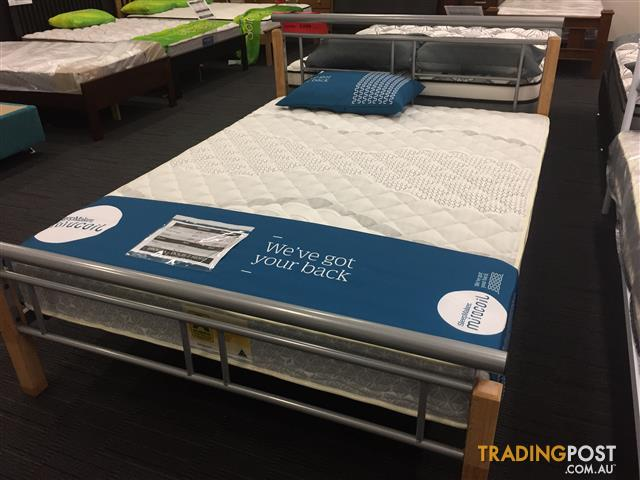 Queen Mattress - DOUBLE SIDED-CLOSING DOWN SALE!!