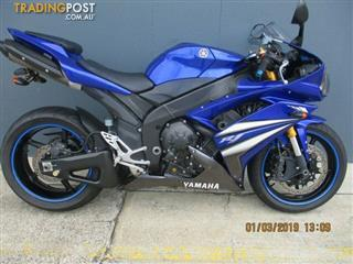 Find yamaha yzf-r1 motorbikes for sale in QLD, Australia