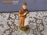 Figurine Royal Doulton , The Detective 368462