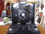 Camera Antique Compur Slide with slides 362156