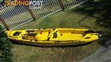Kayak : Barracuda Ultralight SOT FishPro