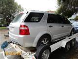 Ford Territory TX 2007