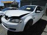 Holden Commodore VE 9/07 sedan (wrecking)
