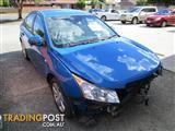 Holden Cruze sedan 12/2012 (wrecking)