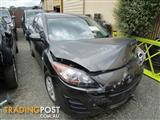 Mazda 3 Neo Hatch 5/2011 (wrecking)