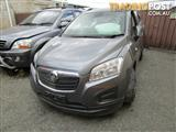 Holden Trax TJ 10/2013 (wrecking)