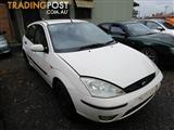 Ford Focus LR 5dr hatch 10/2002
