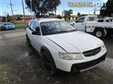 Holden Adventra VZ AWD 12/2006 (wrecking)