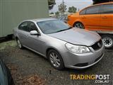 Holden Epica CDX sedan 1/09