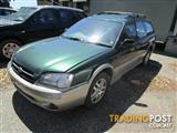 Subaru Outback 4/99 (wrecking)