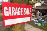 GARAGE SALE - Moving house!!
