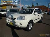 NISSAN X-TRAIL ST-S 40TH ANNIVERSARY (4x4) T30 MY06