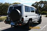 2010 TOYOTA LANDCRUISER GXL (4x4) VDJ78R 09 UPGRADE TROOPCARRIER