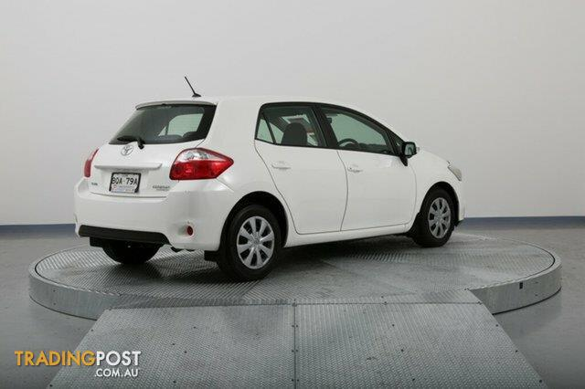 2011 toyota corolla ascent zre152r my11 hatchback for sale. Black Bedroom Furniture Sets. Home Design Ideas