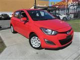 2014  HYUNDAI I20 ACTIVE PB MY15 HATCHBACK