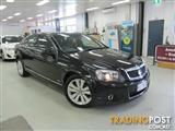 2013  HOLDEN CAPRICE  WM II MY12.5 SEDAN
