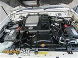 2012  NISSAN PATROL DX GU 6 SERIES II CAB CHASSIS