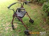 Deluxe Mobility Walker in excellent condition