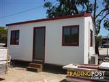 PORTABLE BUILDING.RELOCATABLE HOME OR SITE OFFICE 6M X 3M