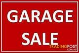GARAGE SALE 11TH/12TH FEB - NINGI  Q  4511