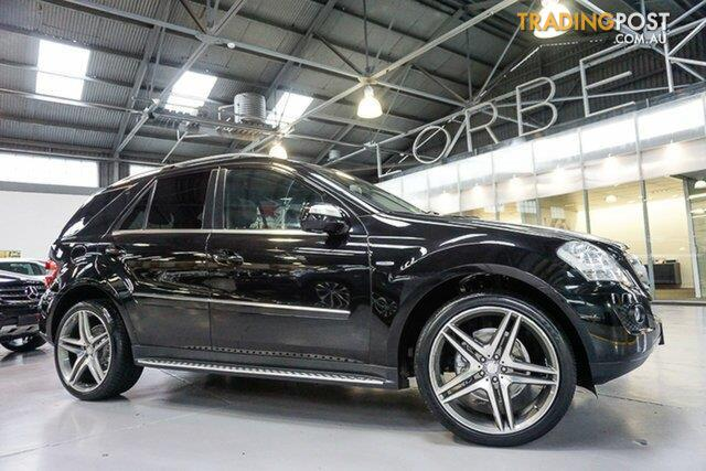 2010 mercedes benz ml 350 cdi luxury 4x4 w164 09 upgrade wagon for sale in port melbourne vic. Black Bedroom Furniture Sets. Home Design Ideas