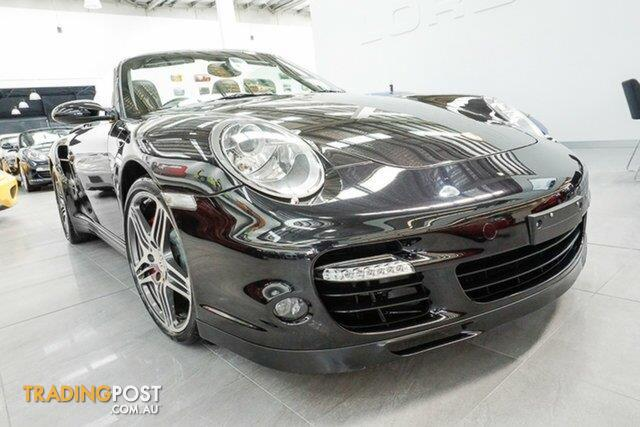 2007 porsche 911 turbo 997 cabriolet for sale in port. Black Bedroom Furniture Sets. Home Design Ideas