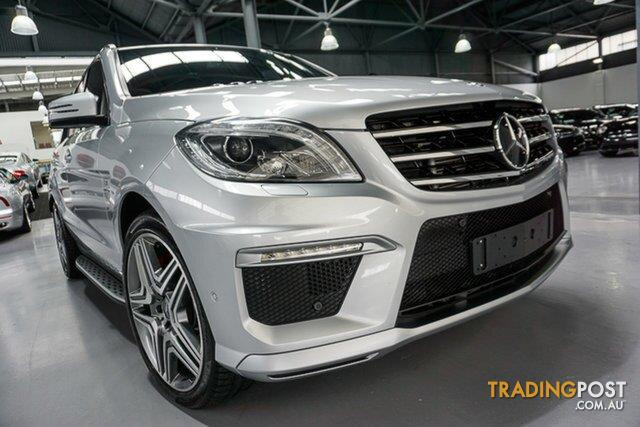 2012 mercedes benz ml 63 amg 4x4 166 wagon for sale in port melbourne vic 2012 mercedes benz. Black Bedroom Furniture Sets. Home Design Ideas